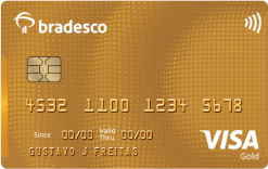 Bradesco Visa Gold