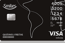 Bradesco Smiles Visa Infinite