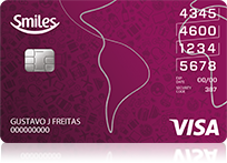 Bradesco Smiles Visa Internacional