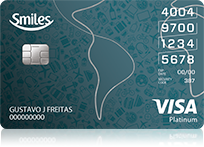 Bradesco Smiles Visa Platinum