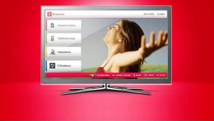 Internet Banking para Smart TV