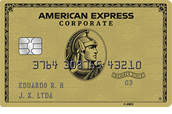 Cartão American Express® Gold Corporate
