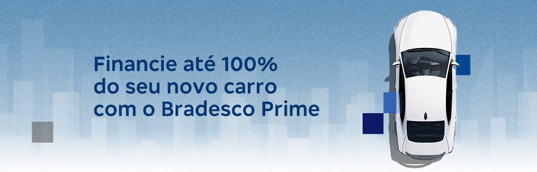 Bradesco - Prime   Financiamento de Veículos