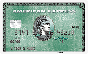 Banco Bradesco - American Express Green