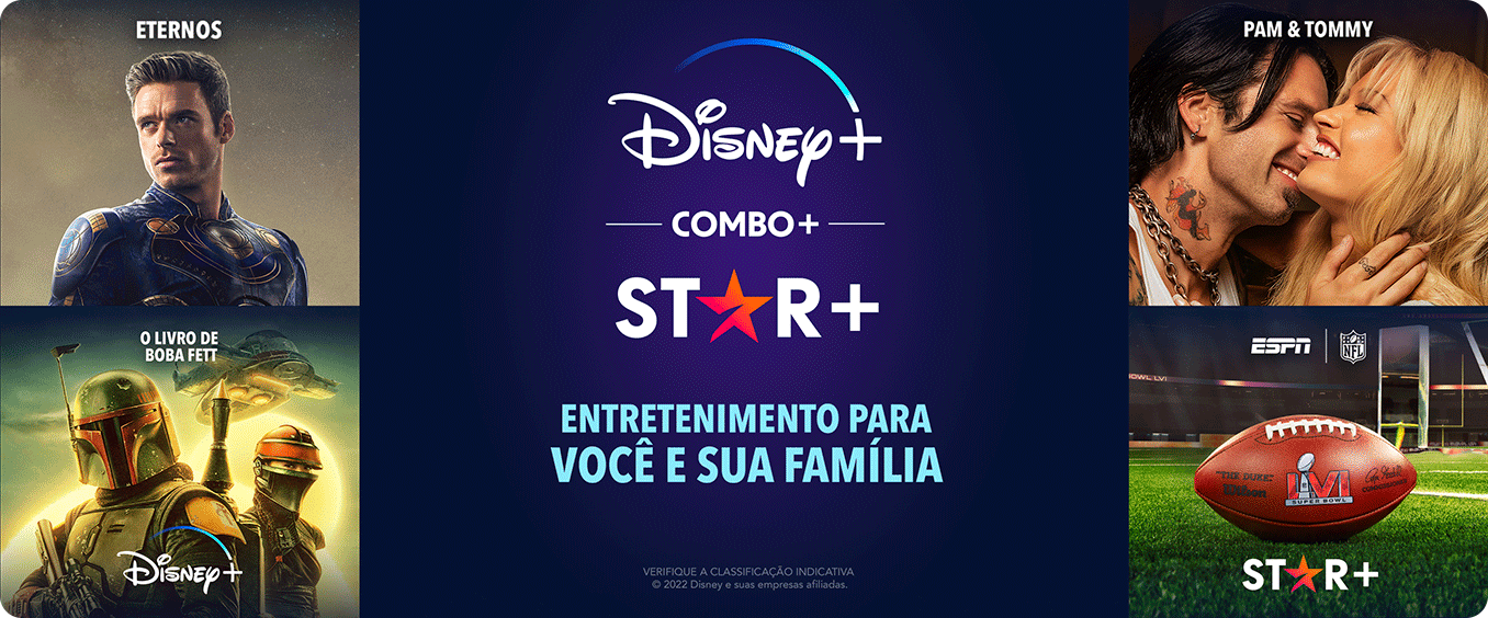 Bradesco Star+ Disney+