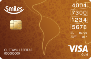 Bradesco - Smiles Visa Gold