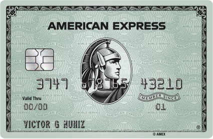 American Express - Green