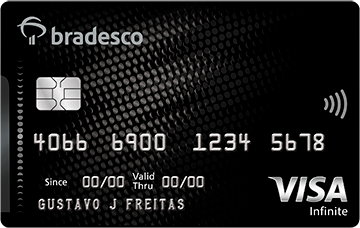 Bradesco - Visa Infinite